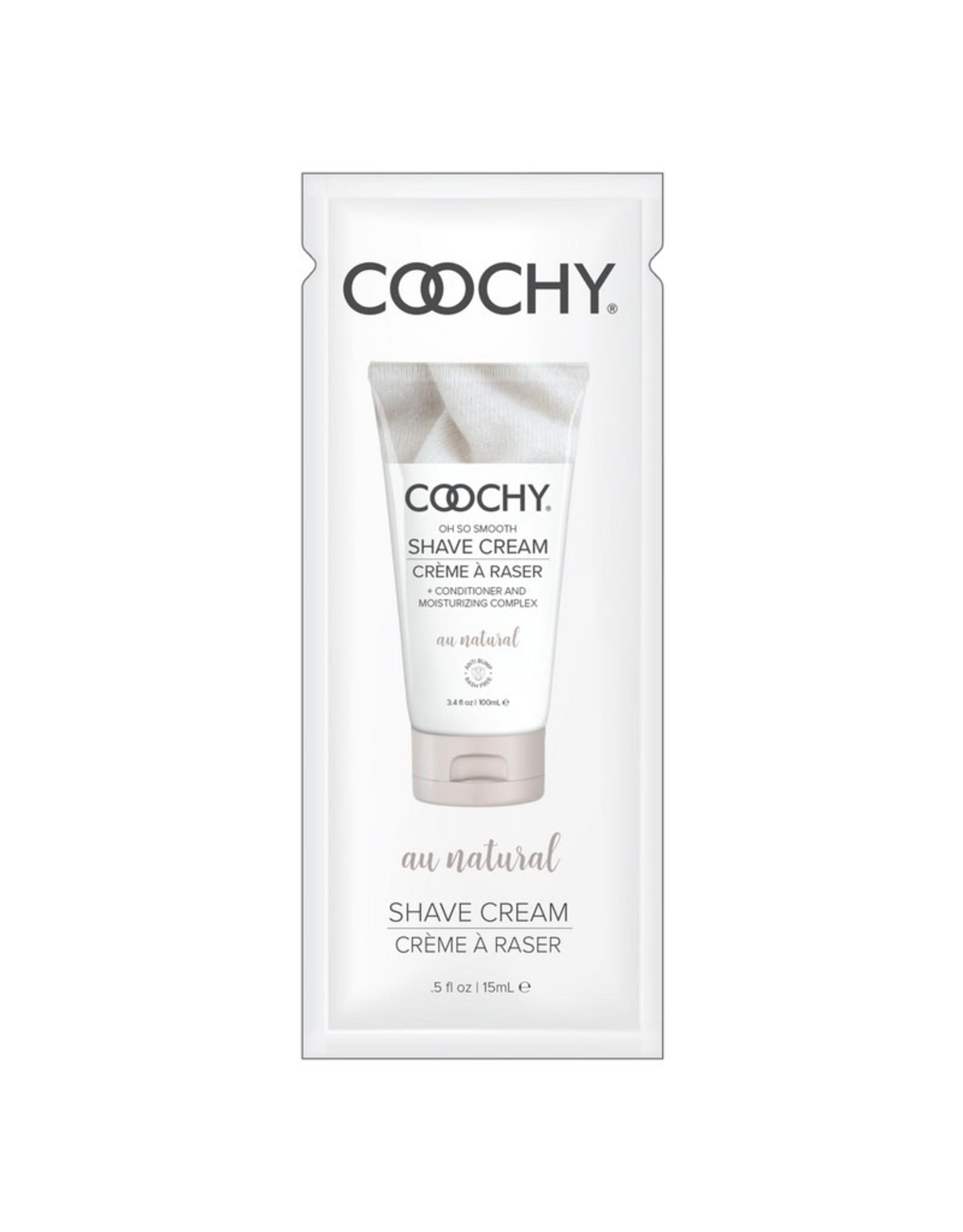 Coochy Coochy Foil - Au Natural - 15ml