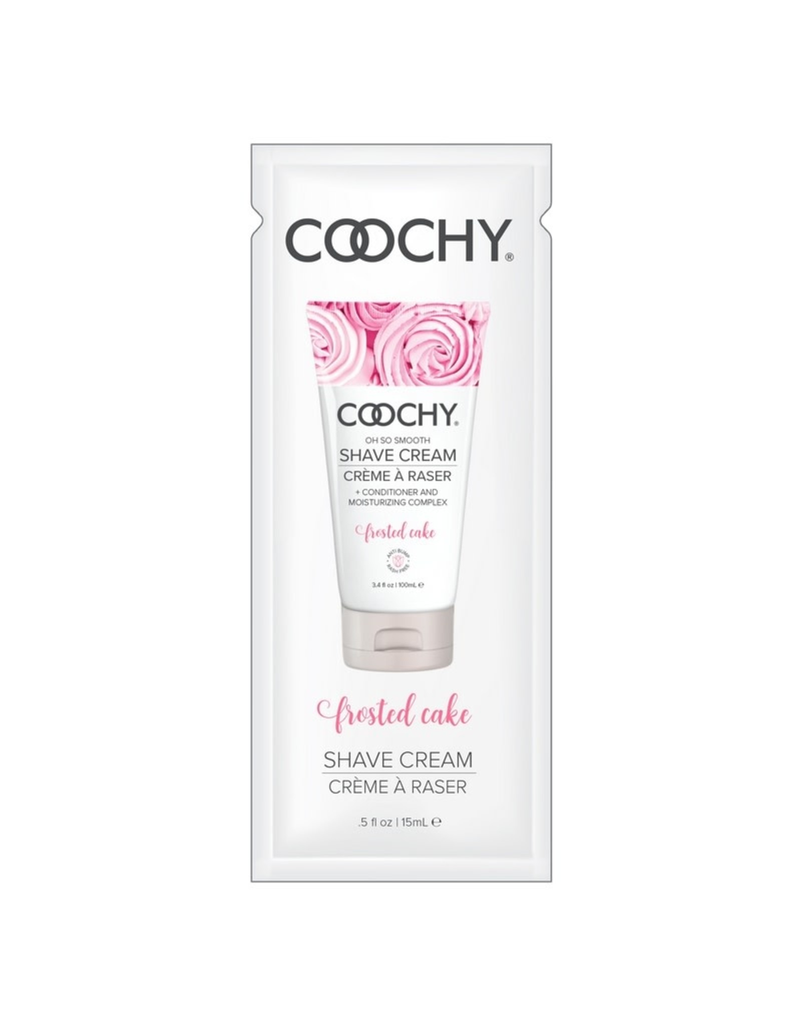 Classic Brands Coochy Foil - Frosted Cake - 15ml