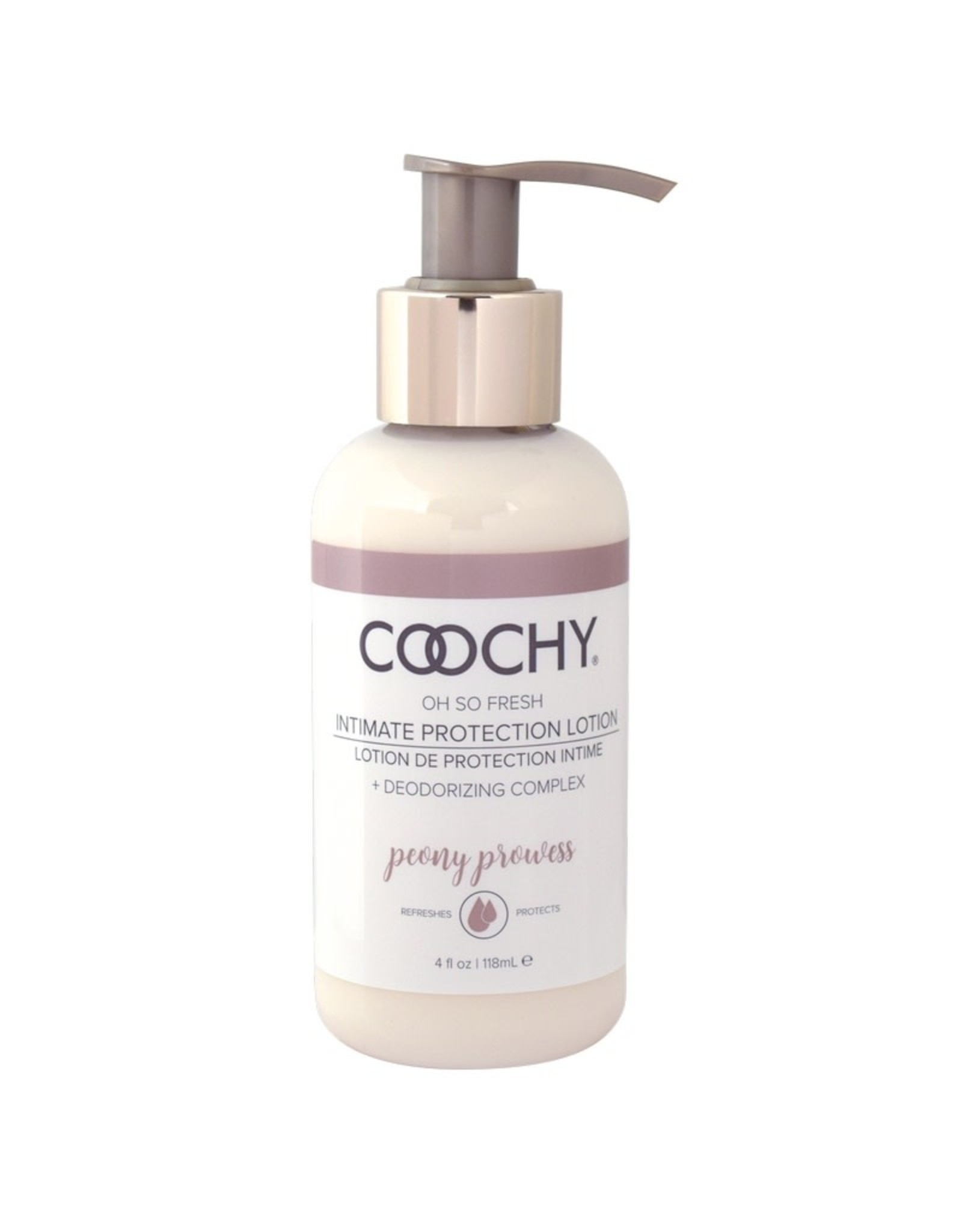 Classic Brands Coochy - Intimate Protection Lotion - Peony Prowess - 4oz