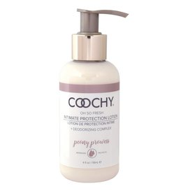 Coochy Coochy - Intimate Protection Lotion (Peony Prowess) 4oz