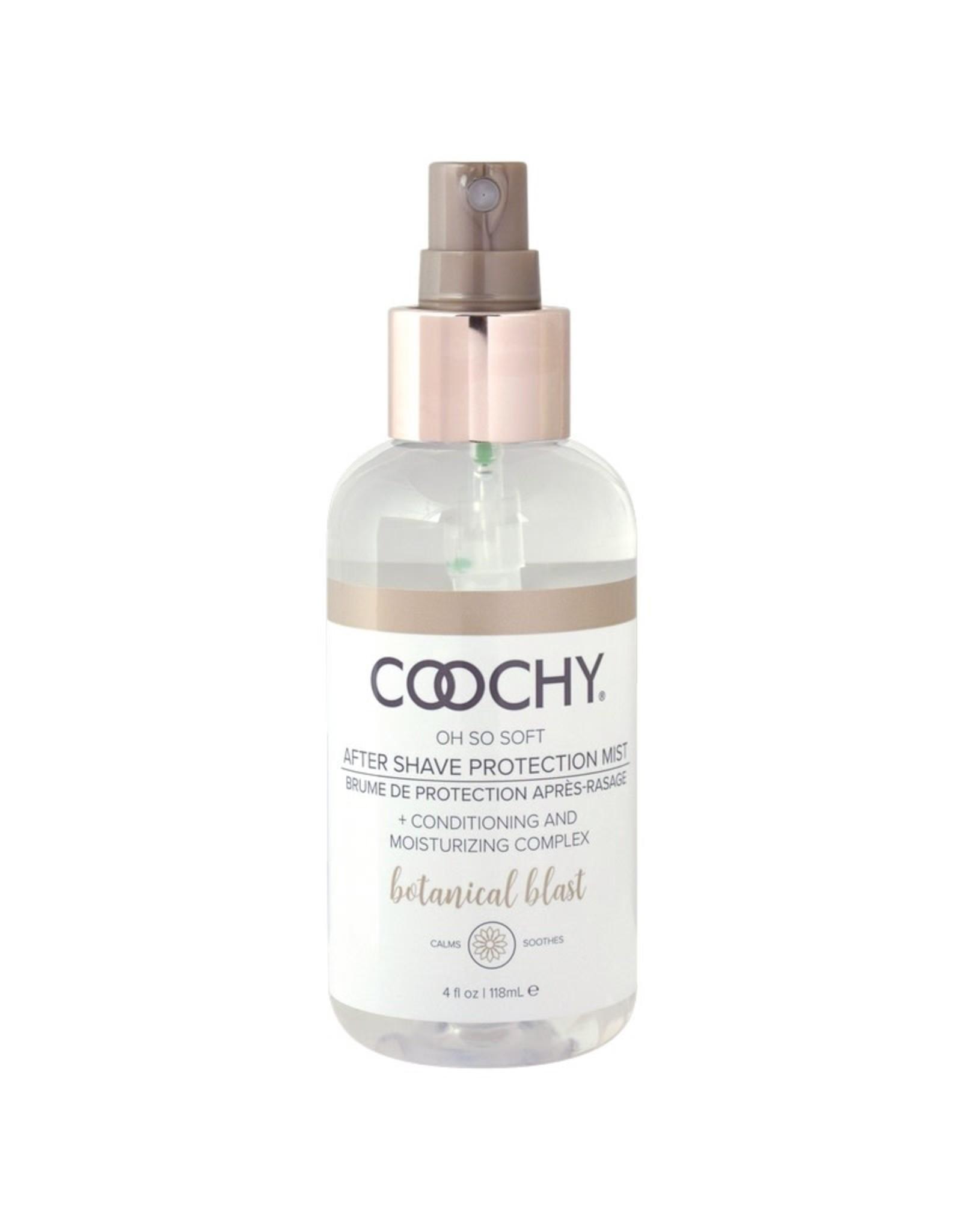 Coochy Coochy - After Shave Protection Mist - Botanical Blast - 4oz