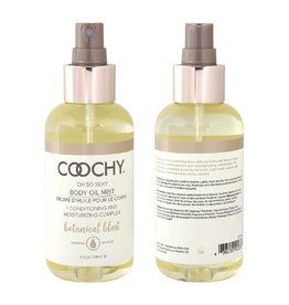 Coochy Coochy Body Oil Mist - Botanical Blast 4oz