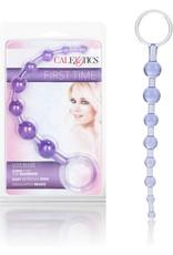 calexotics First Time Love Beads Purple