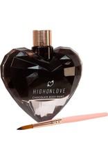 High On Love - Dark Chocolate Body Paint