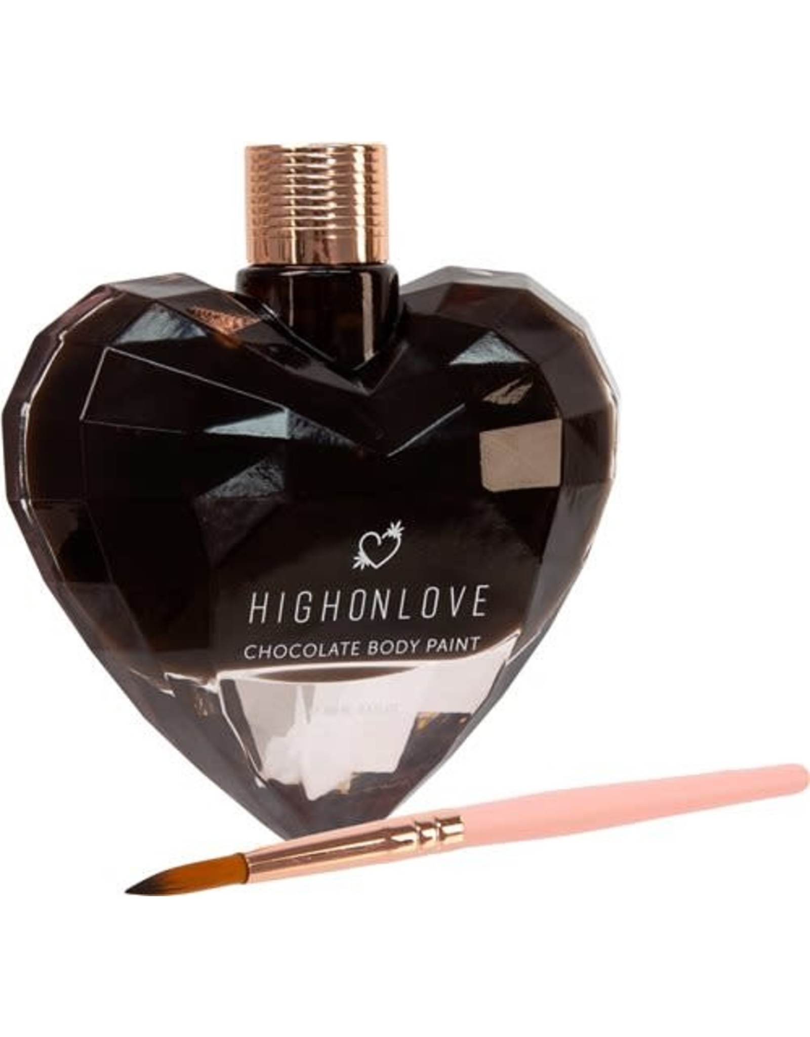 High On Love High On Love - Dark Chocolate Body Paint
