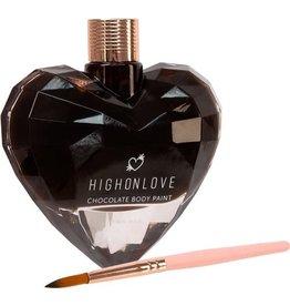 High On Love High On Love - Dark Chocolate Body Paint