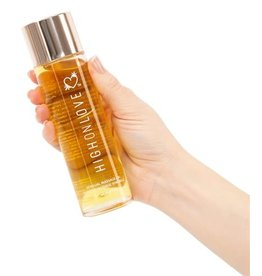 High On Love High On Love Strawberries and Champagne Sensual Massage Oil