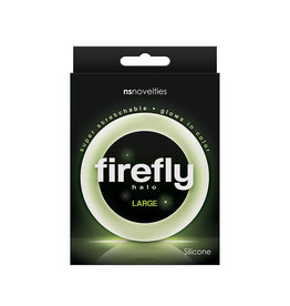 NSNOVELTIES Firefly Halo - Large (clear)