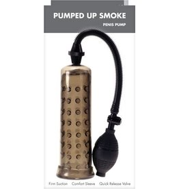 Linx Pumped up Smoke Penis Pump
