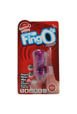 Screaming O FingO Nubby Purple