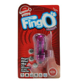 Screaming O FingO Nubby Purple