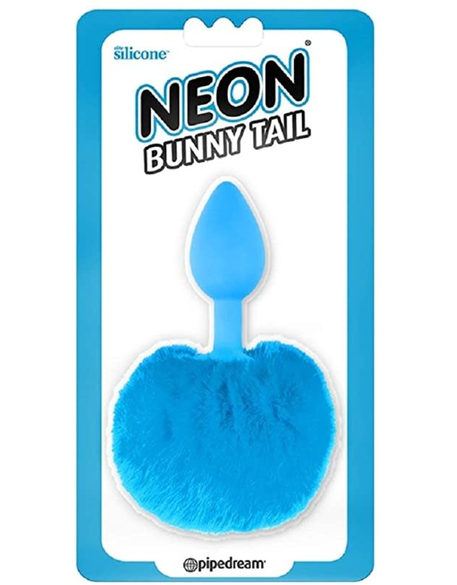 Pipedream Neon Bunny Tail