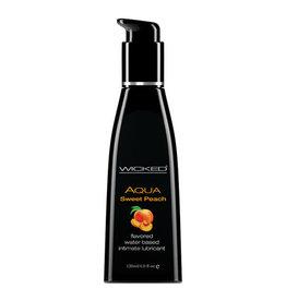 wicked Wicked - Aqua Sweet Peach (4 oz)