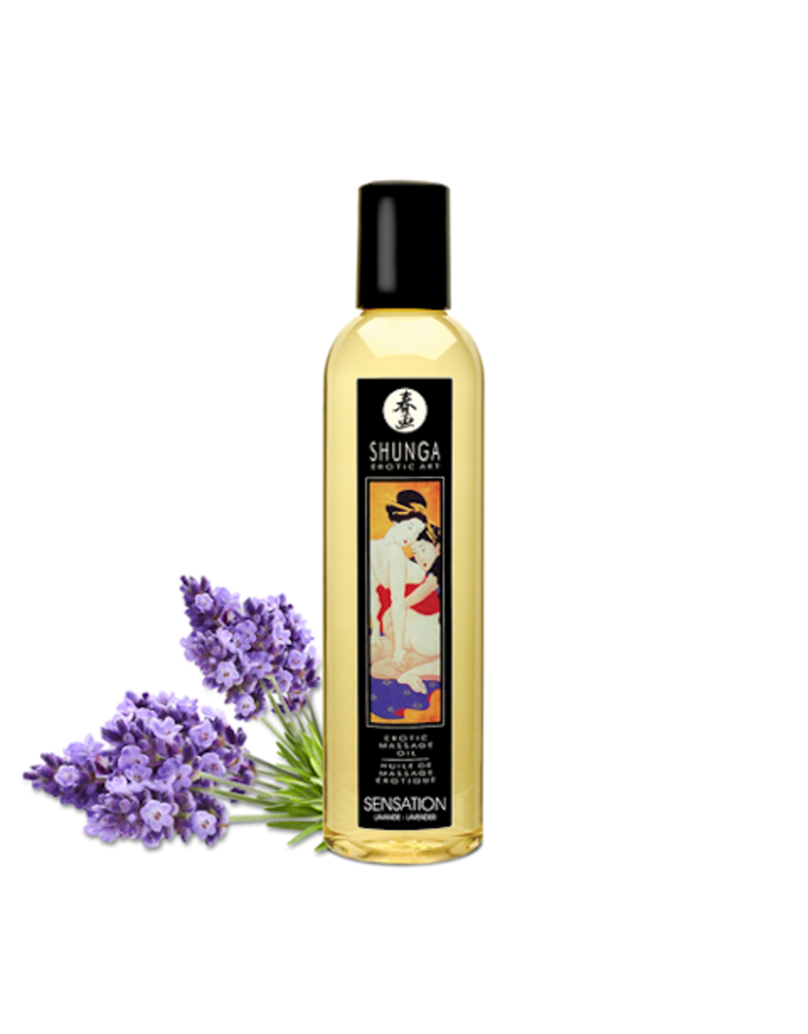 Shunga Shunga Erotic Massage Oil - Sensation