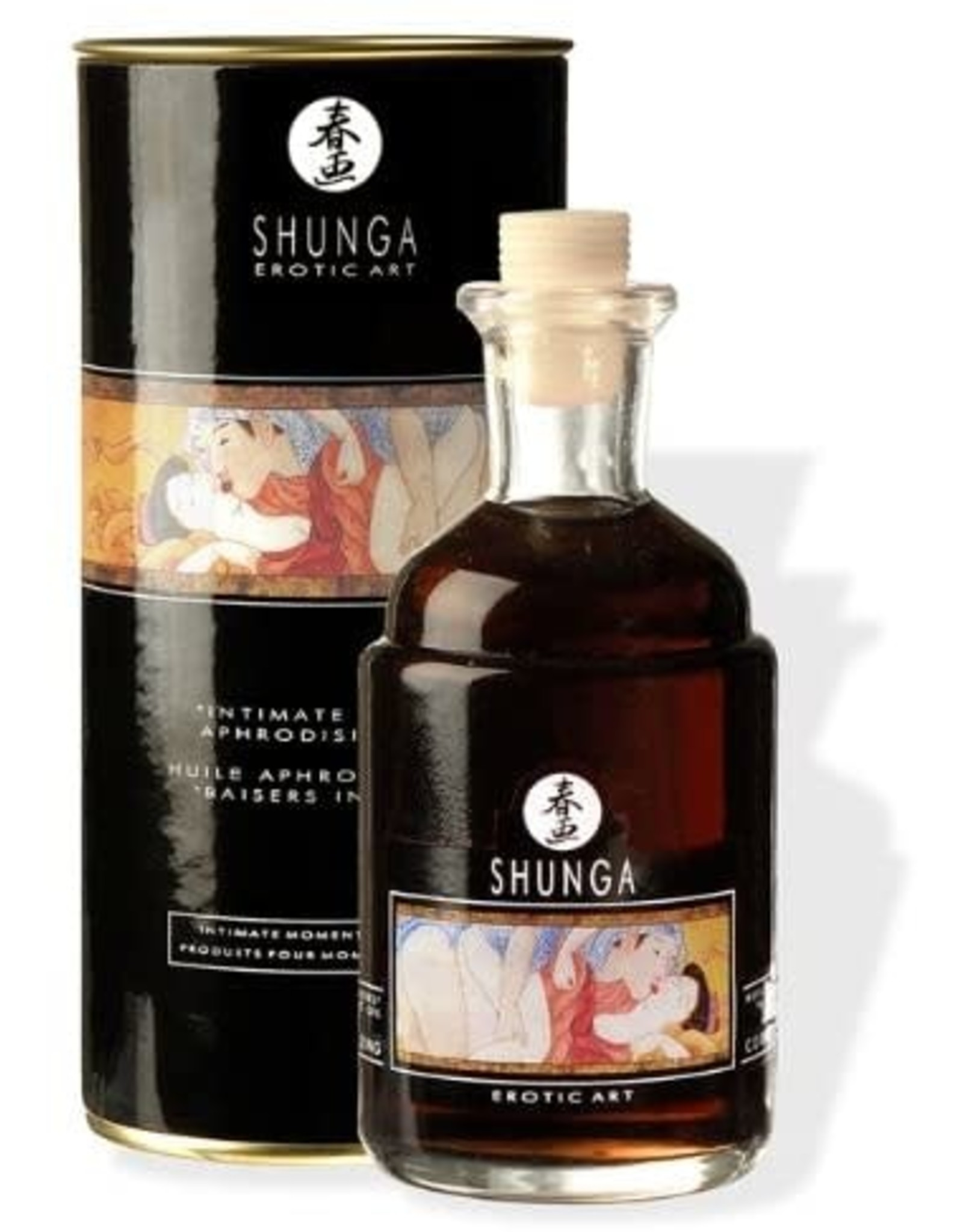 Shunga Shunga Intimate Kisses Aphrodisiac Oil-Aphrodisiac Chocolate