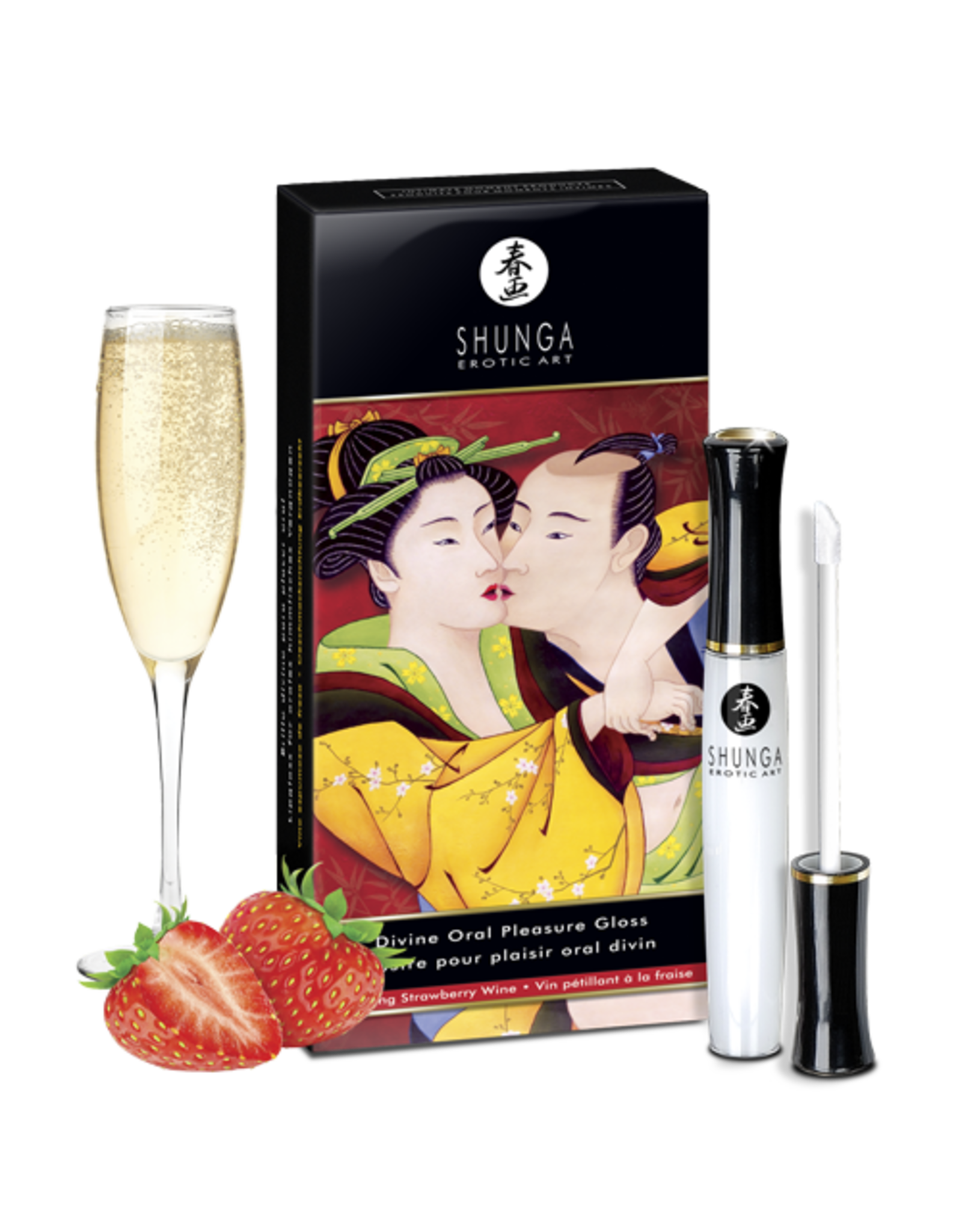 Shunga Shunga - Divine Oral Pleasure Gloss