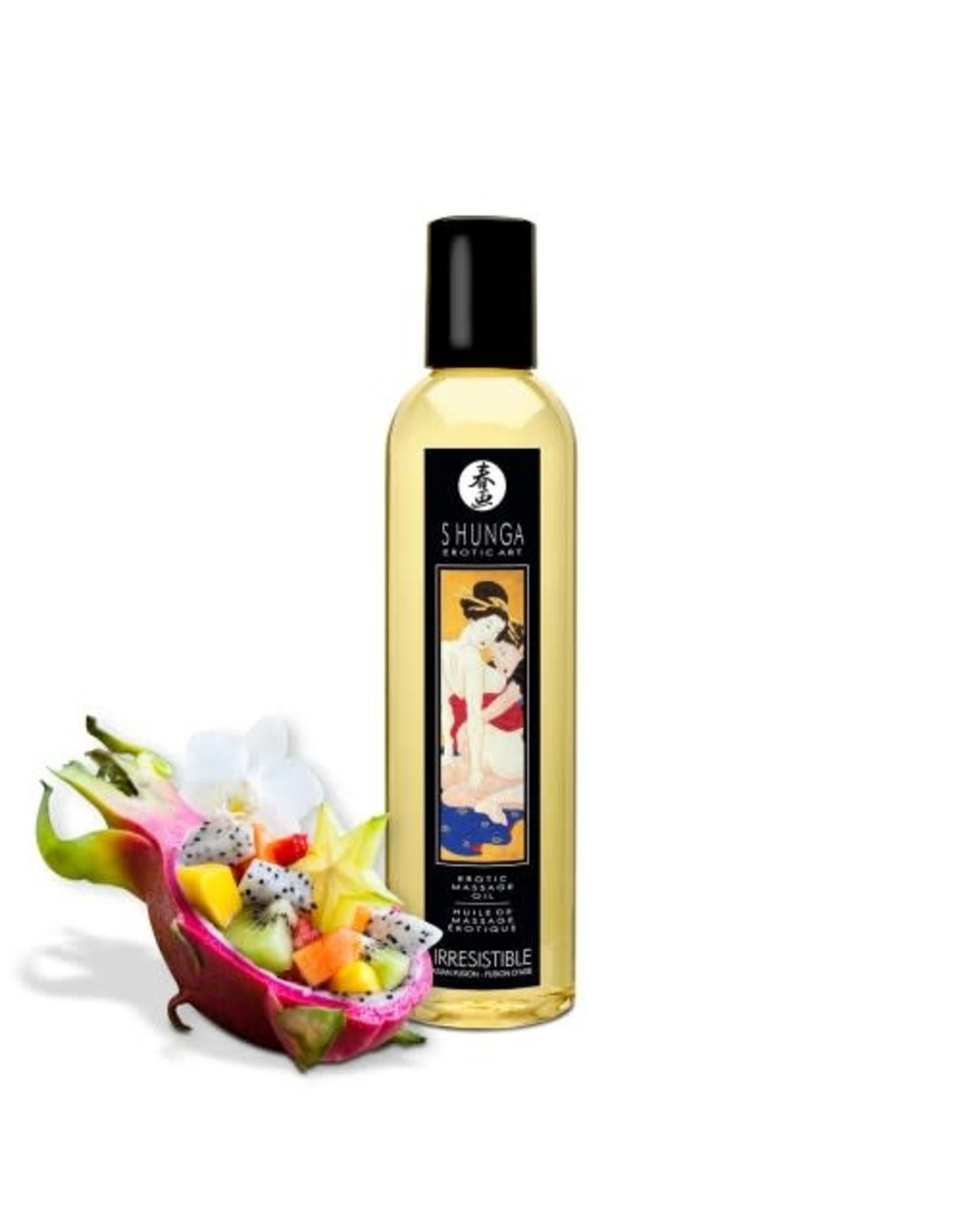 Shunga Shunga - Erotic Massage Oil - Irresistible - Asian Fusion