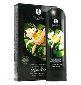 Shunga Lotus Noir Sentizing Gel for Lovers 2oz/60ml
