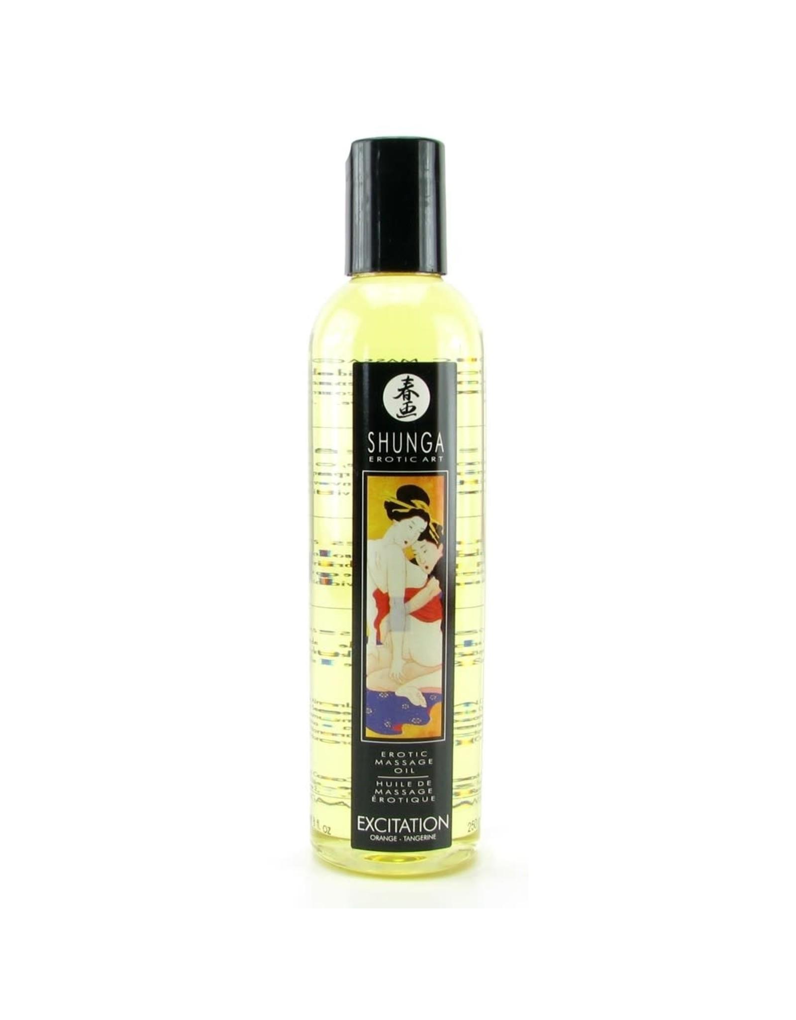 Shunga Shunga Erotic Massage Oil - Excitation