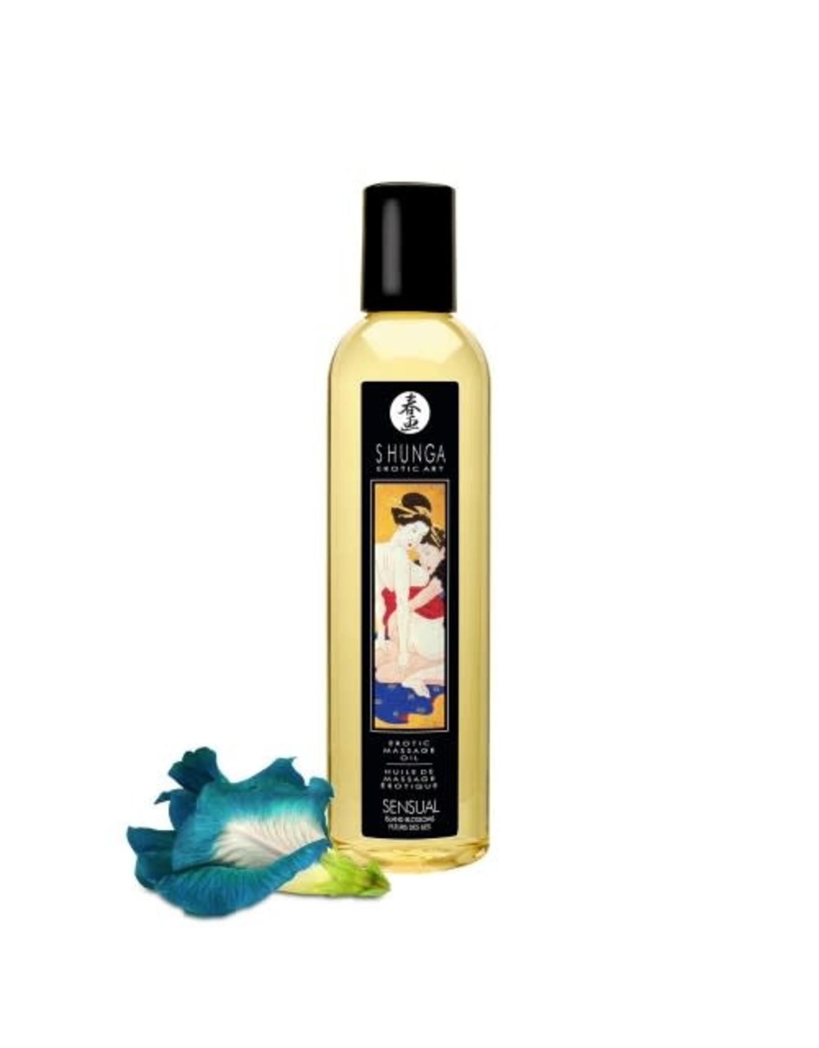 Shunga Shunga - Erotic Massage Oil - Sensual - Island Blossom