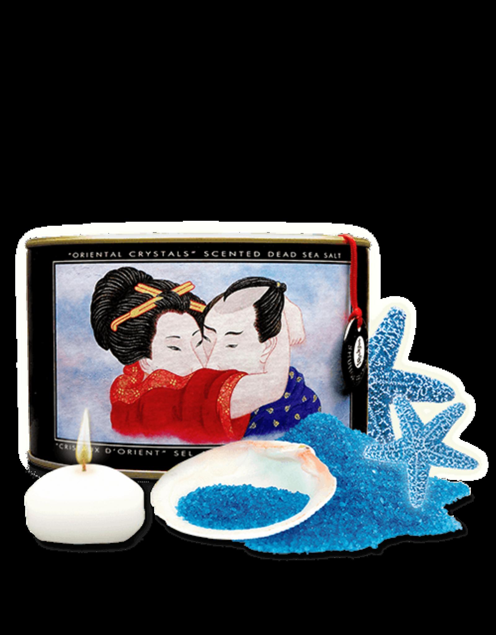 Shunga Shunga - Oriental Crystals - Foaming and Scented Dead Sea Salt - Ocean Breeze
