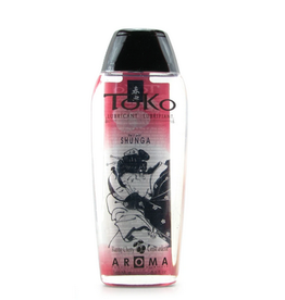 Shunga Toko Lubricant Blazing Cherry 165ml / 5.5oz