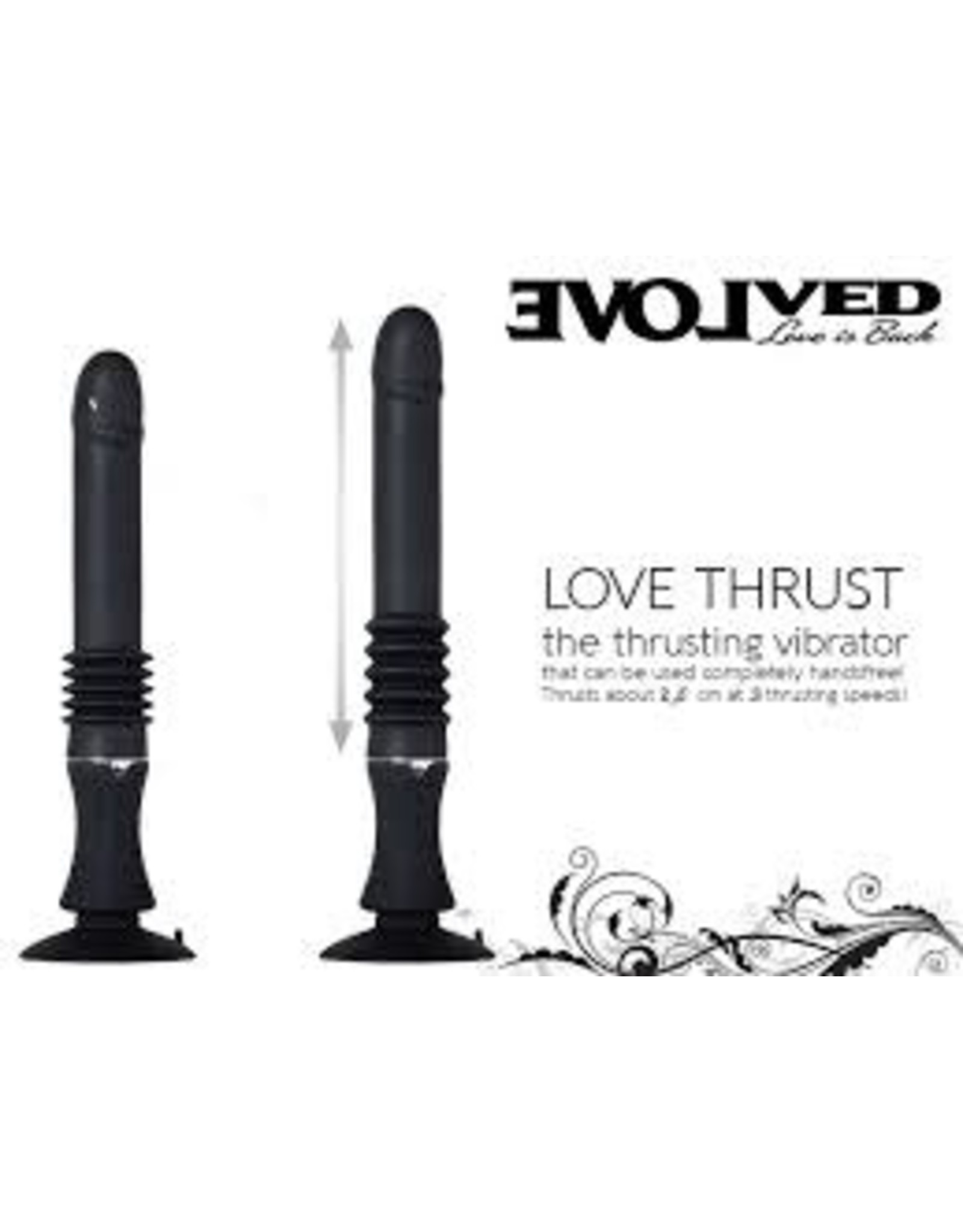 Evolved Love Thrust Vibe