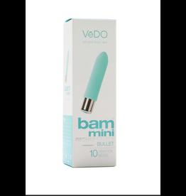 VeDO Bam - Mini Rechargeable Bullet (blue)