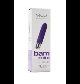 VeDO Bam - Mini Rechargeable Bullet (purple)