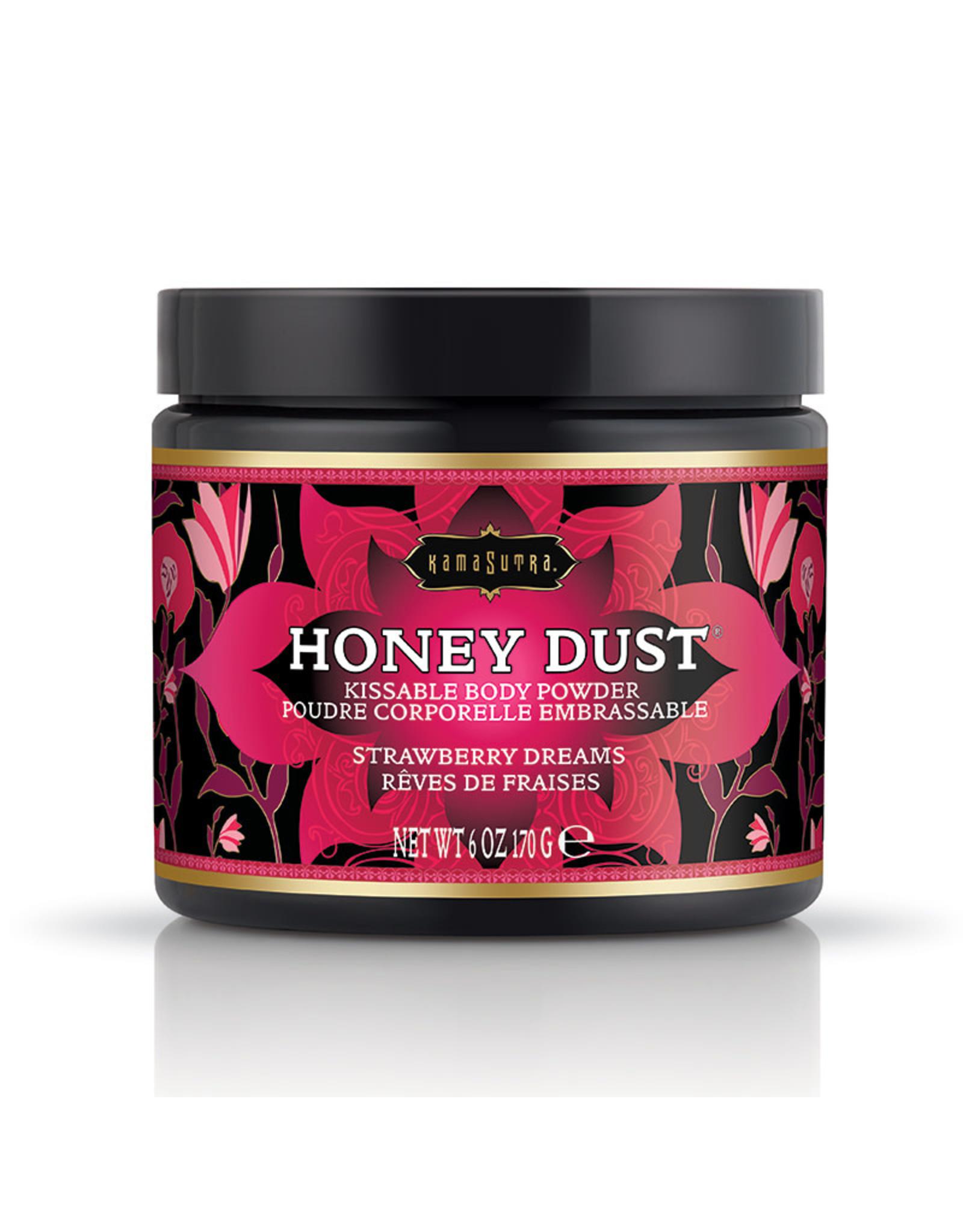 KamaSutra Honey Dust - Strawberry Dreams