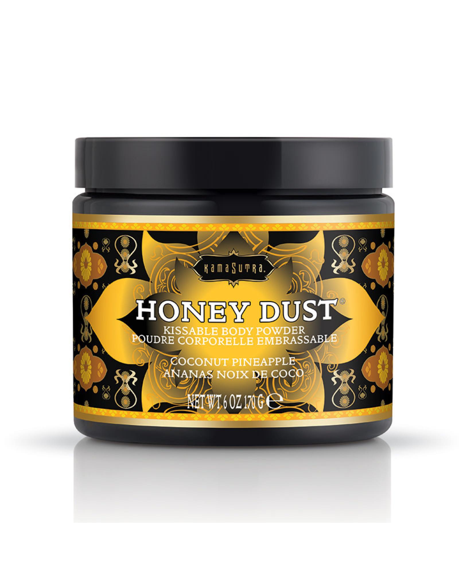 KamaSutra Honey Dust - Coconut Pineapple