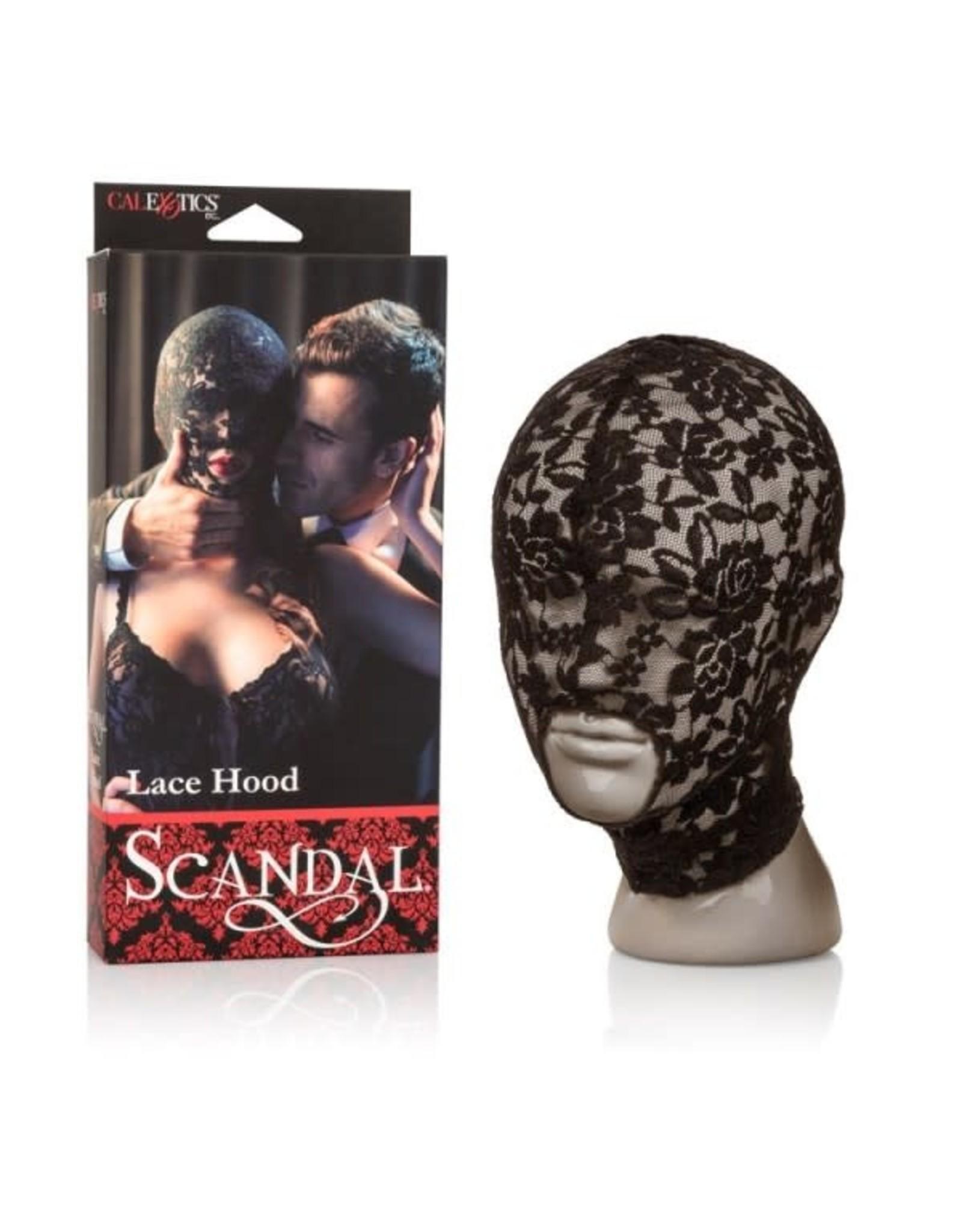 Calexotics Scandal Lace Hood