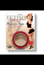 Pipedream Pleasure Tape - Red