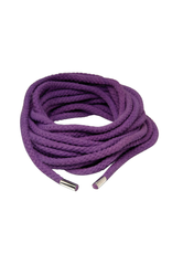 Pipedream Japanese Silk Rope - Purple
