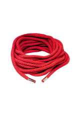 Pipedream Japanese Silk Rope - Red