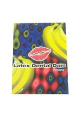 Line One Laboratories Latex Dental Dam - Banana
