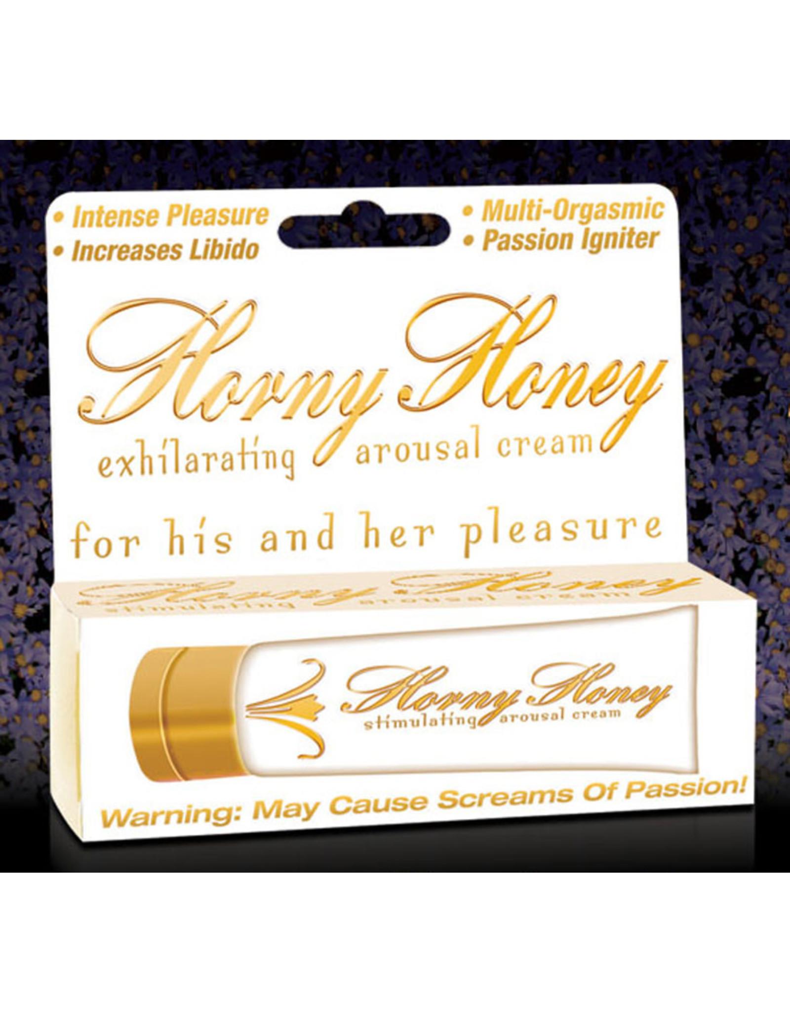 Horny Honey - Exhilarating Arousal Cream 1oz