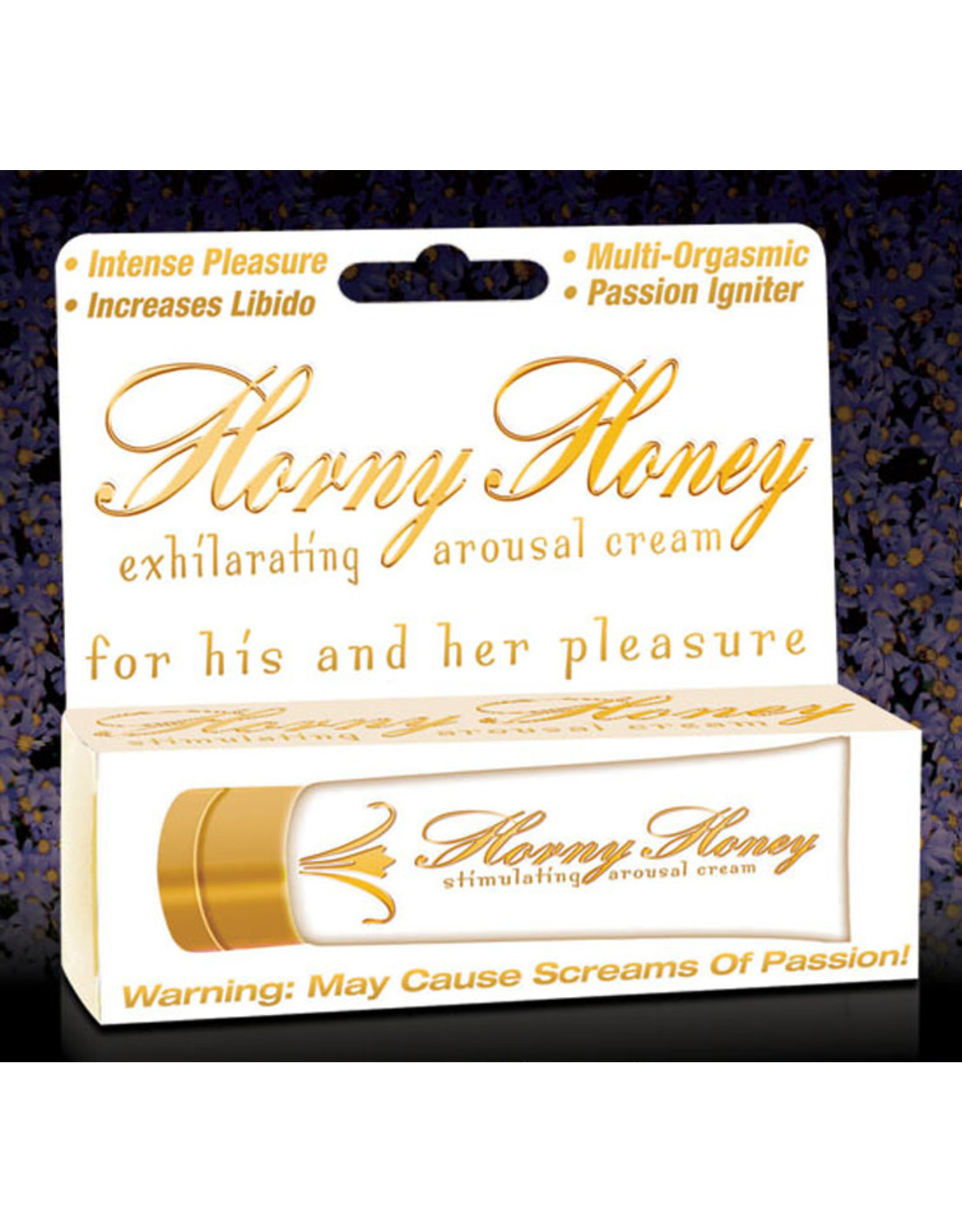 Hott Products Horny Honey - Exhilarating Arousal Cream 1oz