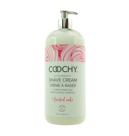 Coochy Coochy Oh So Smooth 32 oz -  Frosted Cake