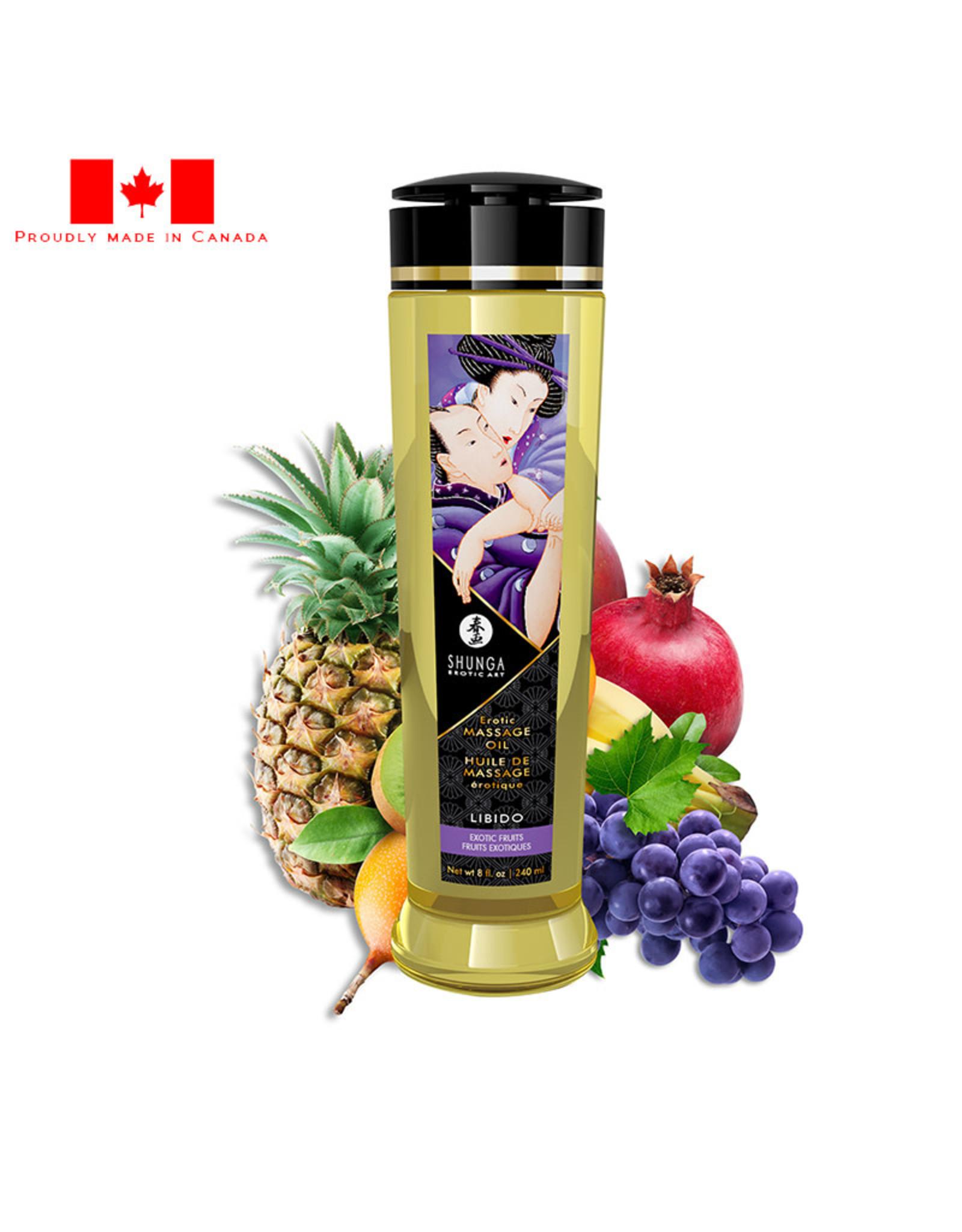 Shunga Shunga - Erotic Massage Oil - Libido - Exotic Fruits