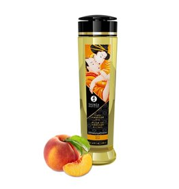 Shunga Shunga - Erotic Massage Oil - Stimulation - Peach