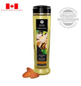 Shunga Shunga Kissable Massage Oil Almond Sweetness