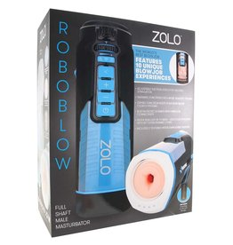 ZOLO Zolo- RoboBlow Full Shaft Masturbator
