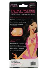 Hollywood Curves Perky Pasties Silicone Nipple Enhancers