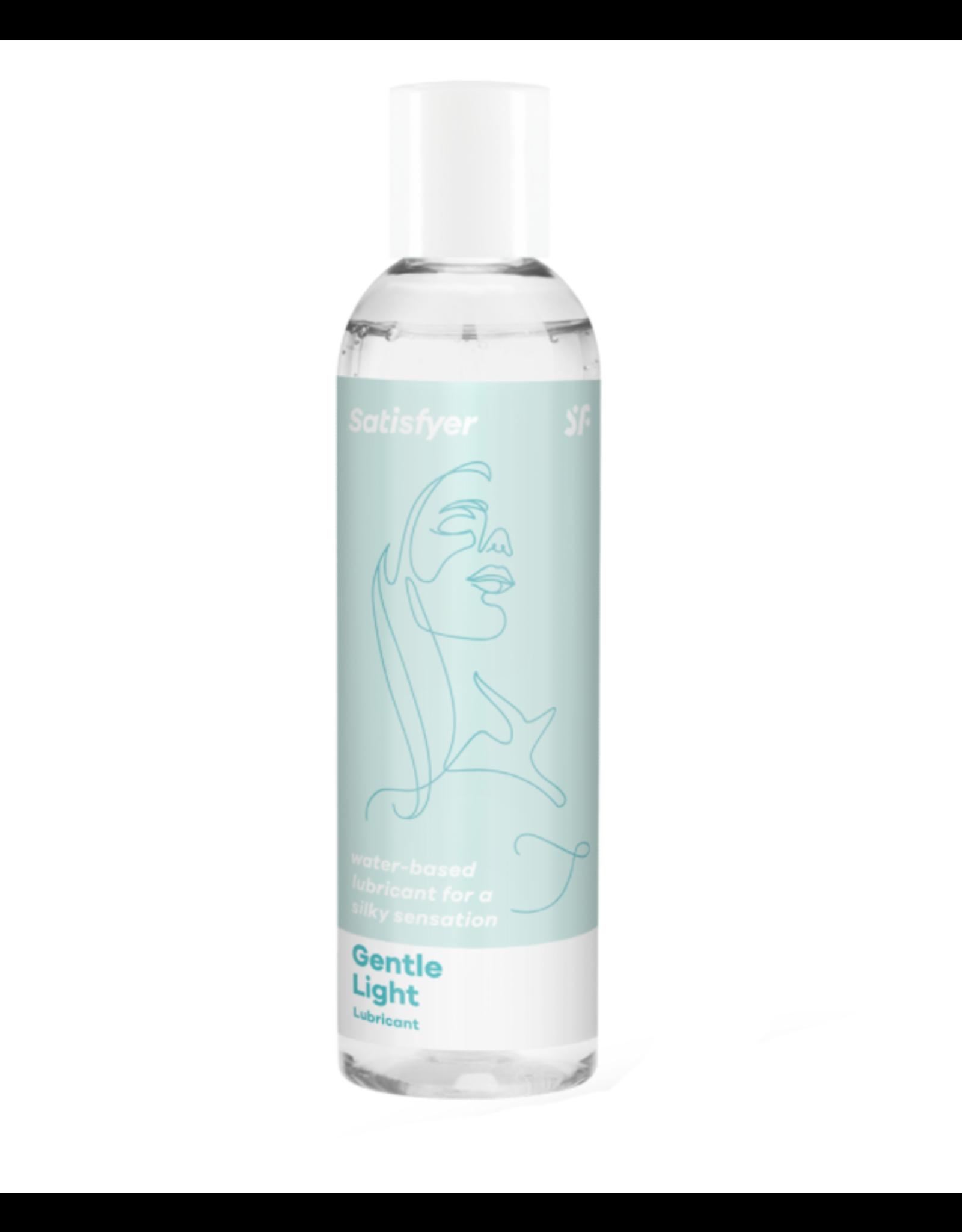 Satisfyer Satisfyer - Gentle Water-Based Light Lubricant 10 oz