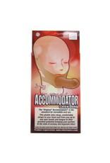 Calexotics Accommodator - Chin Strap-On Dildo