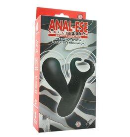 Nasstoys Anal-ese Heat Up P-Spot & Testicle Stimulator