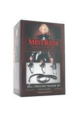 Mistress Products Mistress - Ball Stretcher Trainer Set With Leash