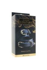 NS Novelties Bondage Couture Ankle Cuffs