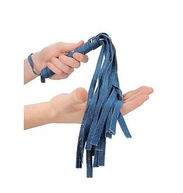 Ouch! Denim Flogger - Roughend Denim Style - Blue